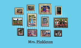Mrs. Pinkleton