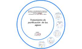 Tratamiento de aguas, fangos y limpieza de hidrocarburos- Juan Pirela.