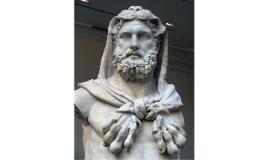 Herakles Nemea Aslanı avı