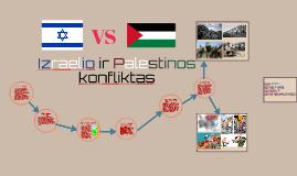 Izraelio ir Palestinos konfliktas