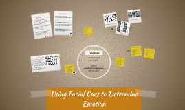 Using Facial Cues to Determine Emotion