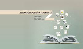 Architektur in der romantik by alp eren on prezi for Architektur romantik