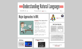 Understanding Natural Language