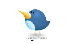 Copy of Twitter for Teachers