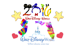 Nuestro Disney World Vacation