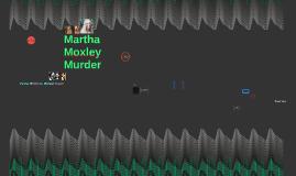 Martha Moxley Murder