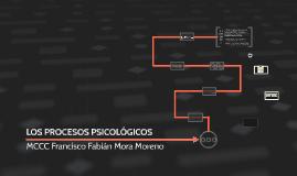 Los procesos psicológicos.