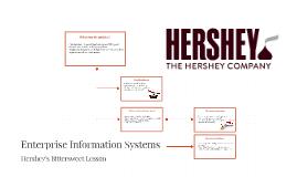 Hershey's Bittersweet Lesson