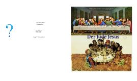 Copy of Der Jude Jesus -sein religiöses Leben