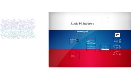 Russia PR industry