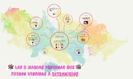 LAS 8 MARCAS PERUANAS VENDIDAS AL EXTRANJERO