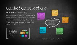Conflict Conversations
