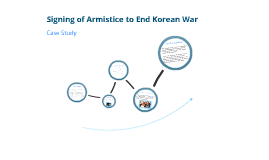 Signing of Armistice (Korean War) - case study