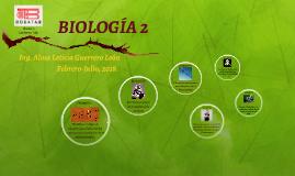 PROGRAMA DE BIOLOGÍA 2. DGB/Cobatab.