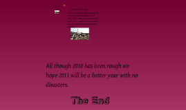 2010 worst natural disasters