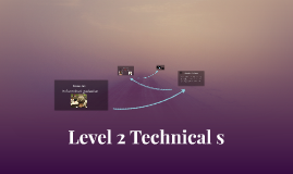 Copy of Copy of Level 2 technicals