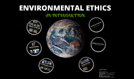 SMD Introduction to Environmental Ethics
