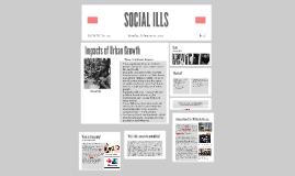 SOCIAL ILLS
