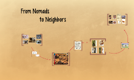 From Nomads to Neighbors