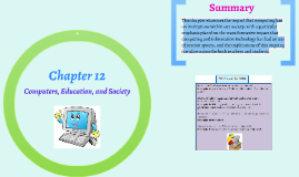 ICT Reading Discussion