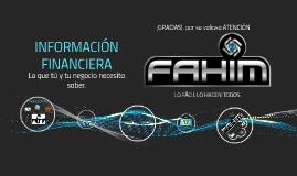 FAHIM 2016