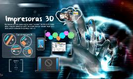 Copy of Impresoras 3D