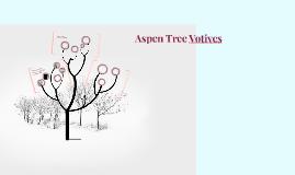 Aspen Tree Votives
