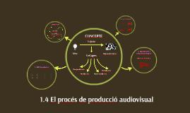 NF. 1.2 El procés de producció audiovisual