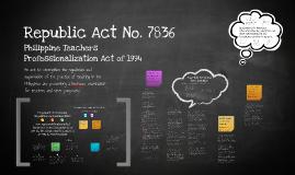 Copy of Republic Act No. 7836