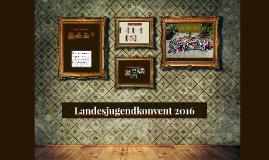 Landesjugendkonvent 2016