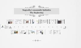 Magnolia Community Initiative: The Beginning