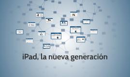 iPad, la nueva generación