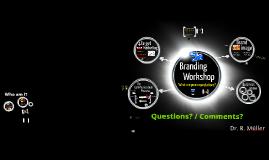 EWP Branding workshop 2019