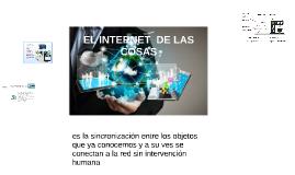 internet de l