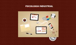 Psicología Industrial.