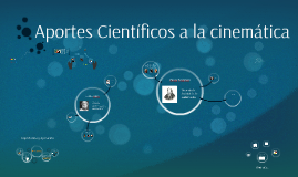 Copy of Aportes Científicos a la cinemática