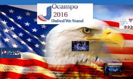 Presidential Campaign AP Gov