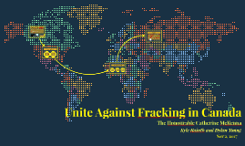 Unite Against Fracking