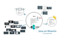 Java on Bluemix