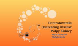 Copy of Enterotoxemia