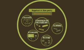 Reppészet és Slam poetry