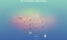 Ch. 17-20 Public Policy Project