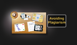 Copy of Avoiding Plagiarism