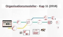 Org modeller historiskt - Kap11 (2018)