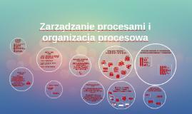 Zarządzanie procesami i organizacja procesowa
