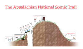 The Appalachian National Scenic Trail