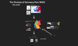 How Should We Divide Germany Post WWII?