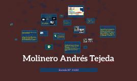 Molinero Andrés Tejeda