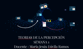 TEORIA DE LA PERCEPCIÓN