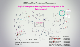 HTM4311 Hotel Professional Development